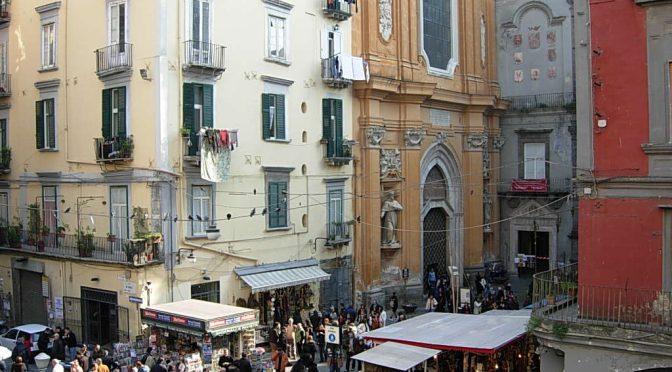 Der er noget nyt på færde i Napoli