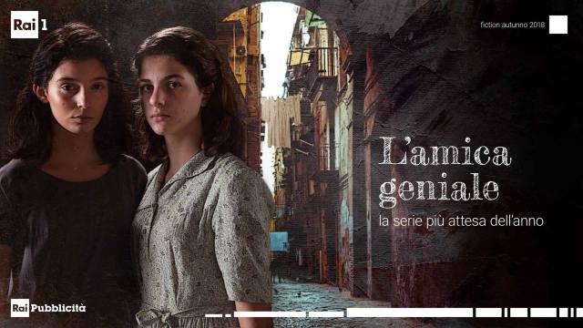 Trailer til Elena Ferrantes 'Min genale veninde afslører detaljer om den færdige film og et landligt Napoli af engang