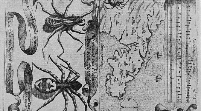 Il tarantismo: Edderkoppeterapien fra Puglias onde fortid