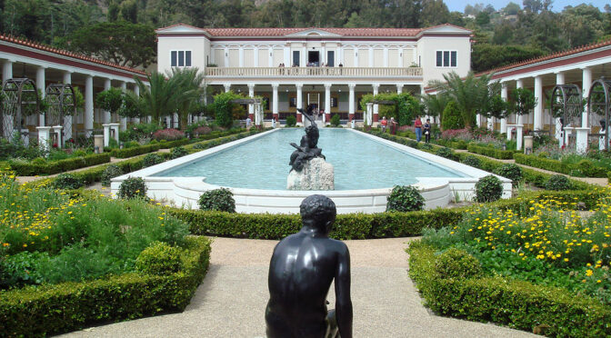 Syditalien vs. Det Vilde Vesten #2: syditaliensk originalitet møder californisk fake i The Getty Villa