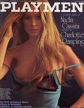 Italiens førende erotiske magasin Playmen blev grundlagt af pugliesiske Adelina Tattilo som en del af landets moralske frisættelse