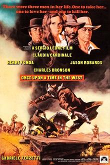 Nytårshilsen fra mig og Claudia Cardinale i Once Upon a Time in the West