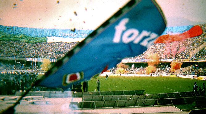 Syditaliensk fodbold blev født på dækket af de engelske handelsskibe