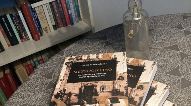 Køb min bog 'Mezzogiorno' på nettet eller i boghandlen – eller køb den direkte fra mig og få en personlig hilsen med