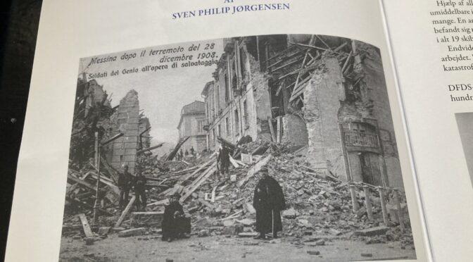 Dengang jordskælvet i Messina rystede Sicilien og den italienske konge satte medaljer på danskerne for deres hjælp