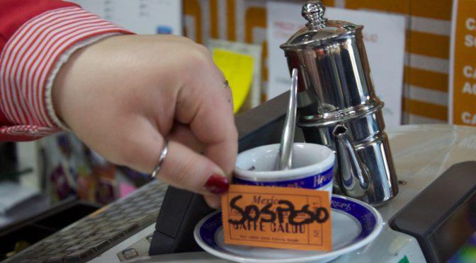 Il Caffe Sospeso – Napolis geniale og gratis kaffe, der både varmer kroppen og sjælen