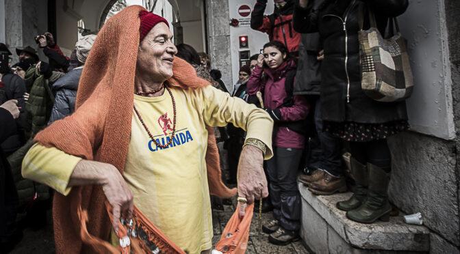 Napolis tredje køn og 'La juta dei femminielli'