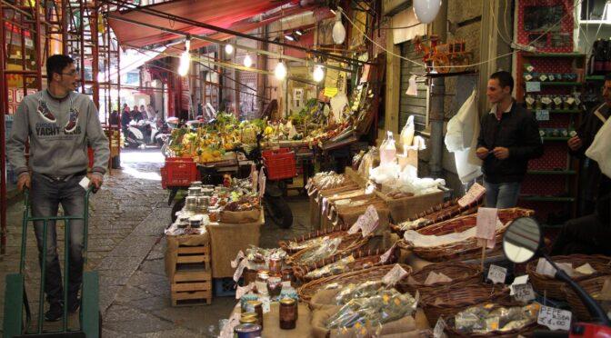 Immigranter laver mad med duft af Senegal, Gambia og Afghanistan: I Palermos historiske Ballaró-marked ligger vidunderet Ristorante Moltivolti