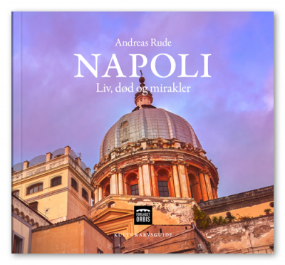 3 nye bøger på dansk om og fra Syditalien tager dig med til Napoli og Sicilien