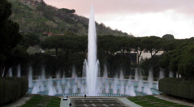 Napolis messeområde 'Oltremare'er en arkitektonisk perle og et fascistisk tidsbillede
