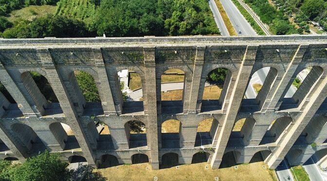 Akvadukten udenfor Caserta er et industrielt vidunder fra Syditaliens sidste storhedstid