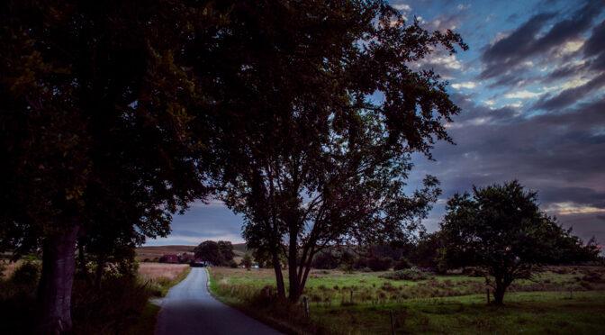 Syditalien i Danmark: vil du med mig til 'Højskoledage på Samsø' og lære at rejse på ny?